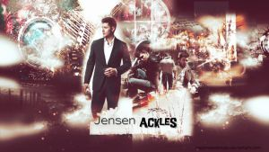 Jensen Ackles wallpaper 01 by HappinessIsMusic