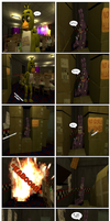 Bonnie's Box Fort: Part 2 by Stitchlovergirl96