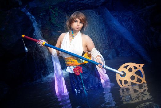 I fight for Spira. Defeating sin, ending pain by melcosplay