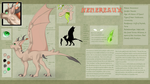 Henereaux Reference by Seria-The-Dragoness