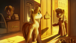 4th Movement, Recapitulation by AnticularPony