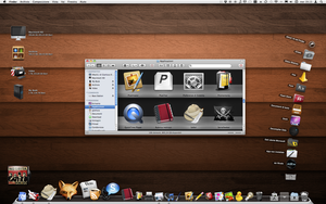 My iMac Desktop by GianlucaDivisi