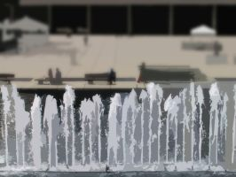 Fountains by aternox