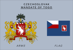 Czechoslovak mandate of Togo by SoaringAven