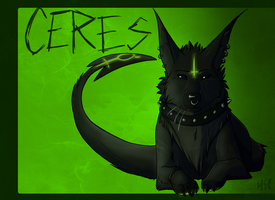Ceres -Commission- by ShadowBeastiiiePaw