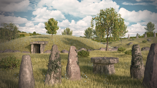 Megalith by Sunder-59