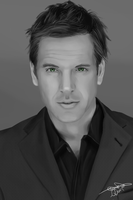 Senior Agent DiNozzo by JoyceW-Art