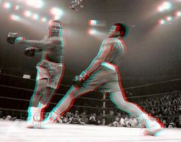 Float like a butterfly... In 3D by homerjk85