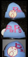 AA- Badge and PaPa Hat by Officer-1BDI