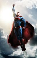 Kingdom Come Superman by Harben-Pictures
