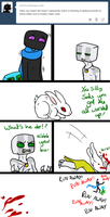 They have a vicious streak a mile wide! by Ask-Creeps-and-Lanky
