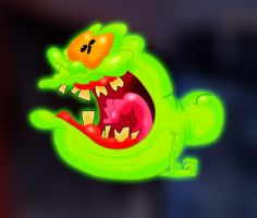 SLIMER by Makinita