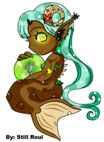 Adopt a CAPRICORN NYMPH by LowRankRaccoon969
