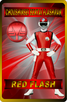 Red Flash by rangeranime