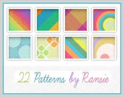 Patterns 25 by Ransie3