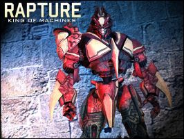 Rapture: King of the Machines by Pietus177