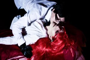 Will x Grell cosplay by Dantelian
