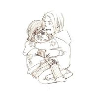 APH hold meee by Minuiko