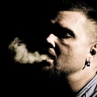 Smoking Man 2 by terryrunion