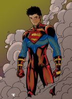 Superboy by Windriderx23 by Blindman-CB