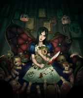 American McGee's Alice by joy-ang