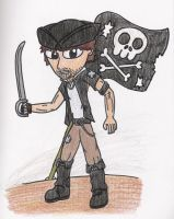 Pirate by thereisnoend01