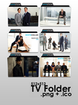 TV Folder - White Collar by leonardlofgren