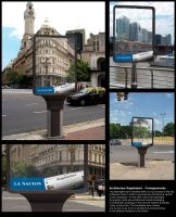 La Nacion - Architecture supplement by DamianMartinez