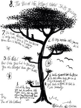 Tree of life lessons by RandyDrawings