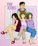 Everyday Family: The Kims by Everyday-Grind-Comic