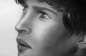 Mathias Lauridsen by KarutoDeyara