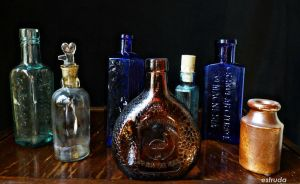 Bottles by Estruda