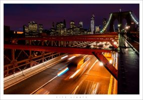 City Lights by Nylons