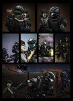 Halo: DogTag Origins Page 4 by Guyver89