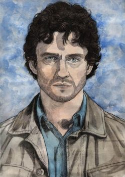 Will Graham by nuriwan