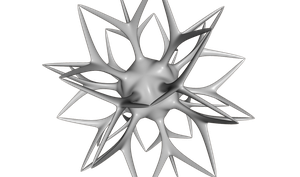 Star dodecahedron by golem1