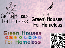 Green Houses for Homeless design board 1 by Frozencapsule
