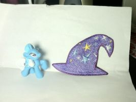 the Great and Powerful Trixie Hat patch by ScrwLoose