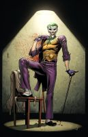 The Joker by spidermanfan2099