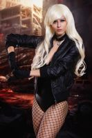 Black Canary by JubyHeadshot