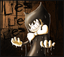 LIES {BATIM FAN ART} by Meow101XD