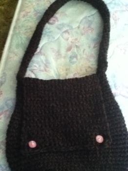 Finishing touches/'Hobo bag Pattern' by Clix69