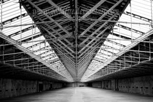 Salts Mill by Golldfire