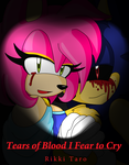 Tears of Blood I Fear to Cry Cover by HauntedByTheLight
