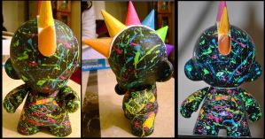 Munny by PinkSassyRobot