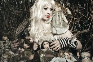 Forest of forgotten dolls Vol. III by Philaeria
