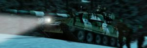 T-80U by LordofCombine
