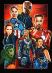 The Avengers by Chrisroma