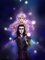 Loki - 'Into Eternity' by riotfaerie