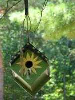 Roxstock bird house by RoxStock
